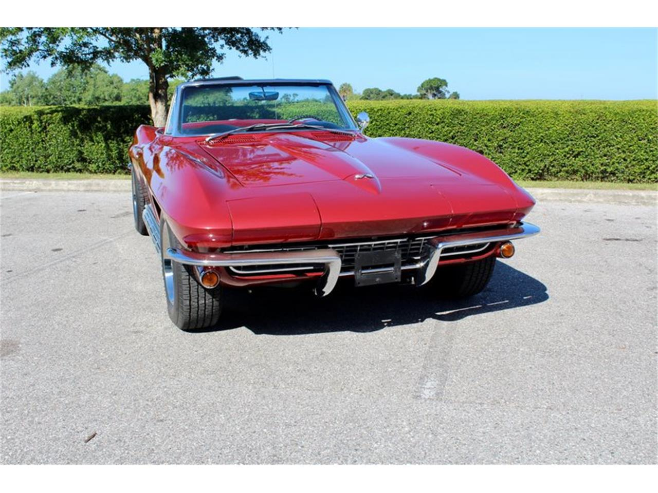 Large Picture of Classic '67 Chevrolet Corvette Stingray located in Florida - PVTL