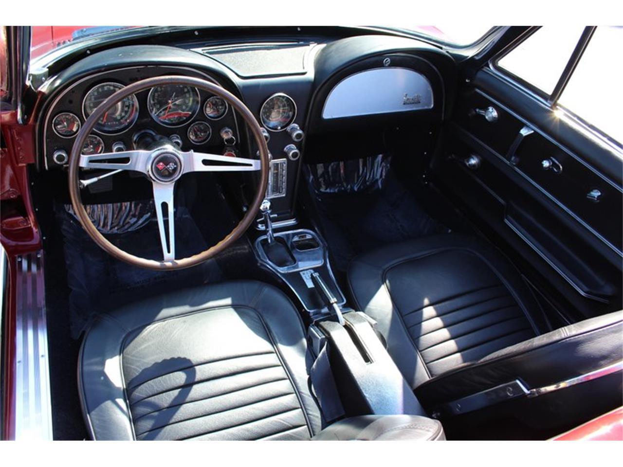 Large Picture of '67 Chevrolet Corvette Stingray - $54,900.00 - PVTL
