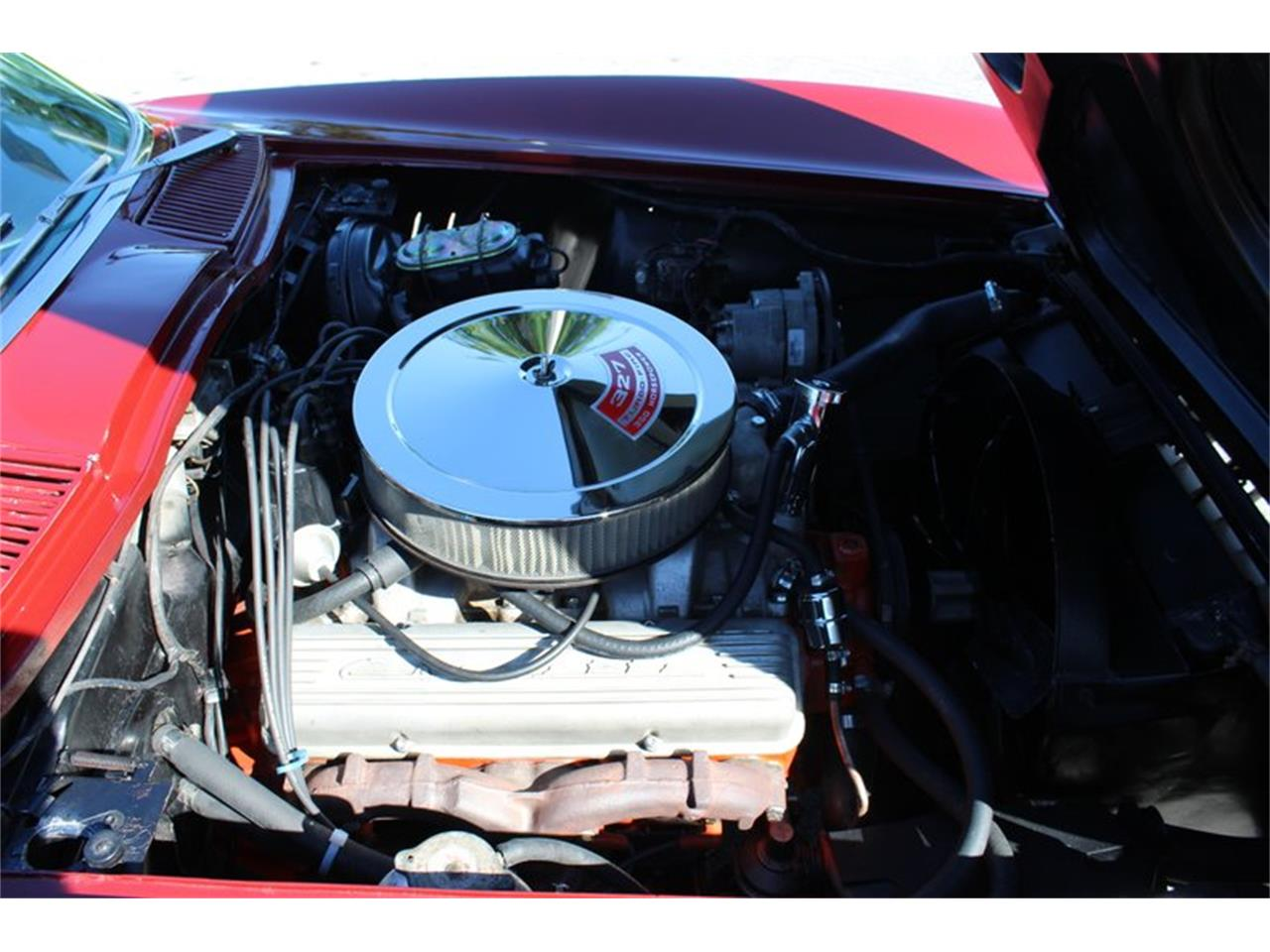 Large Picture of Classic '67 Corvette Stingray located in Sarasota Florida - $54,900.00 - PVTL