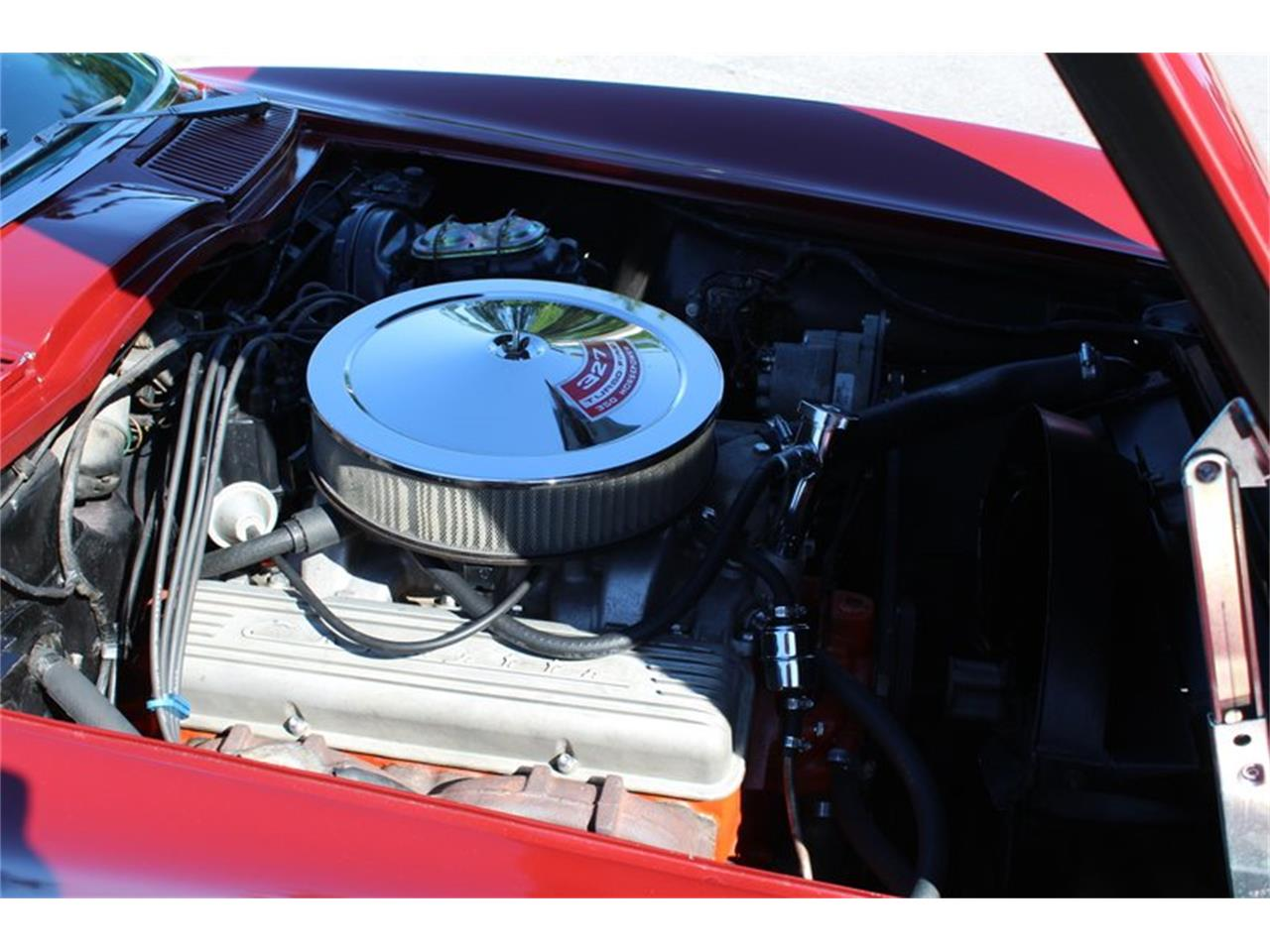 Large Picture of Classic '67 Corvette Stingray located in Sarasota Florida Offered by Classic Cars of Sarasota - PVTL