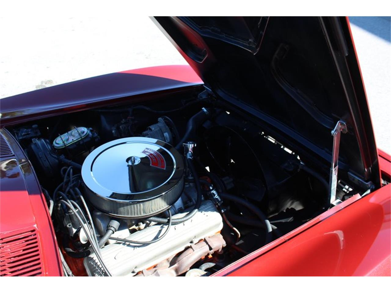 Large Picture of 1967 Corvette Stingray located in Sarasota Florida Offered by Classic Cars of Sarasota - PVTL