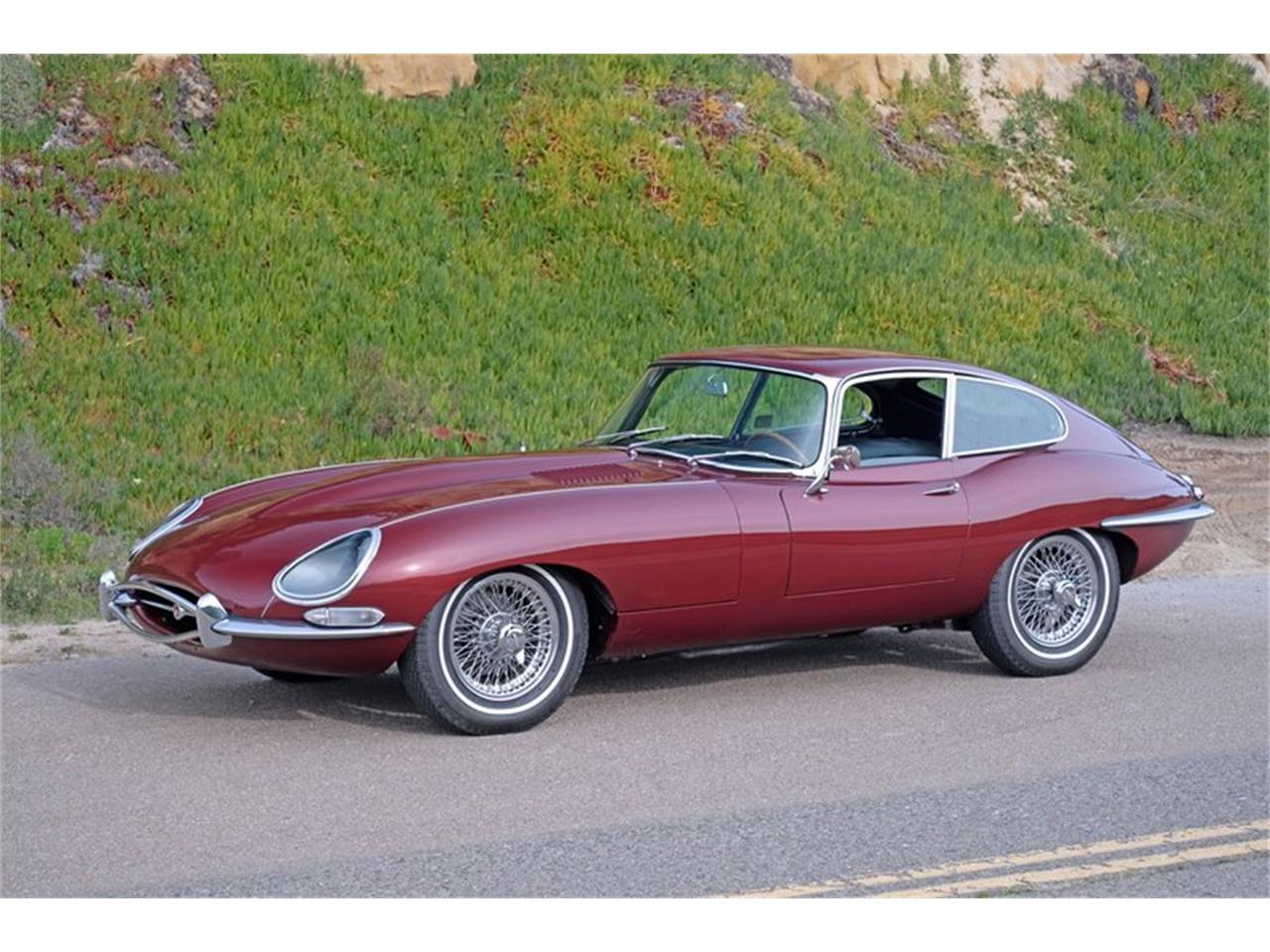 Large Picture of '67 E-Type - PVTP