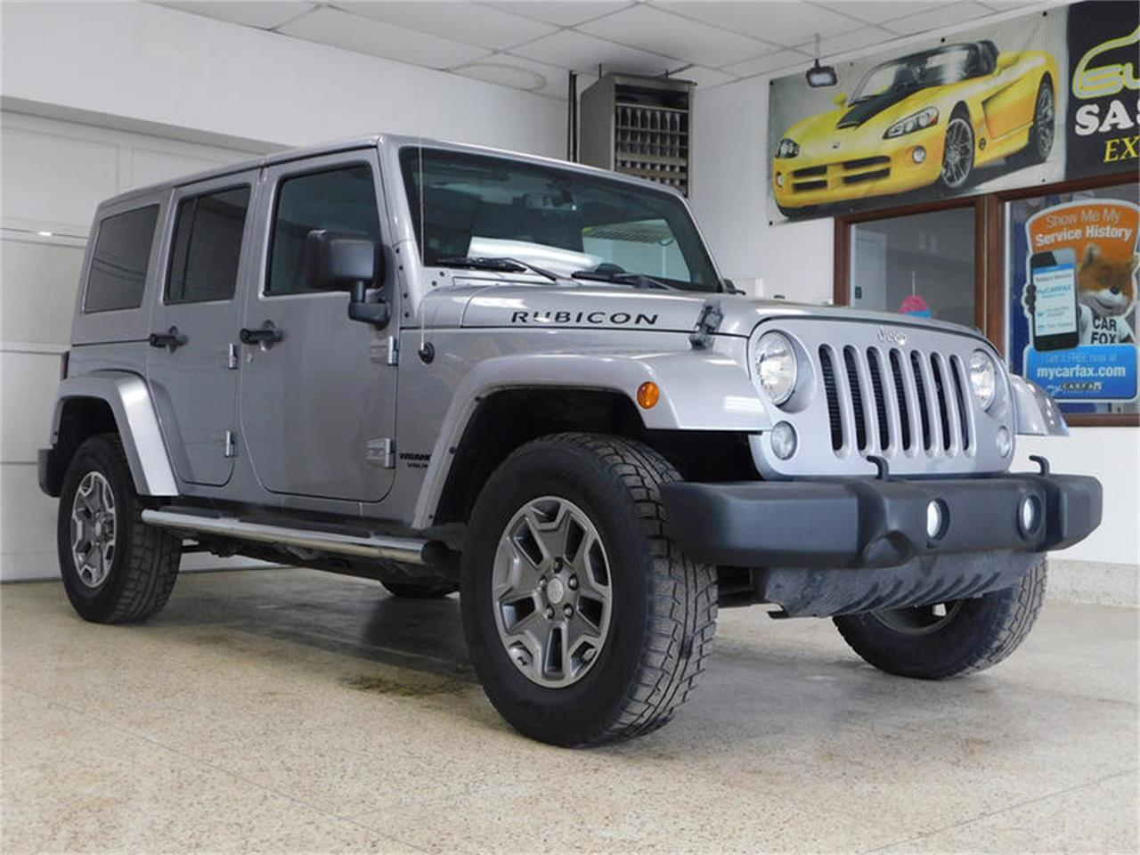 Large Picture of '14 Wrangler Rubicon - PQIL