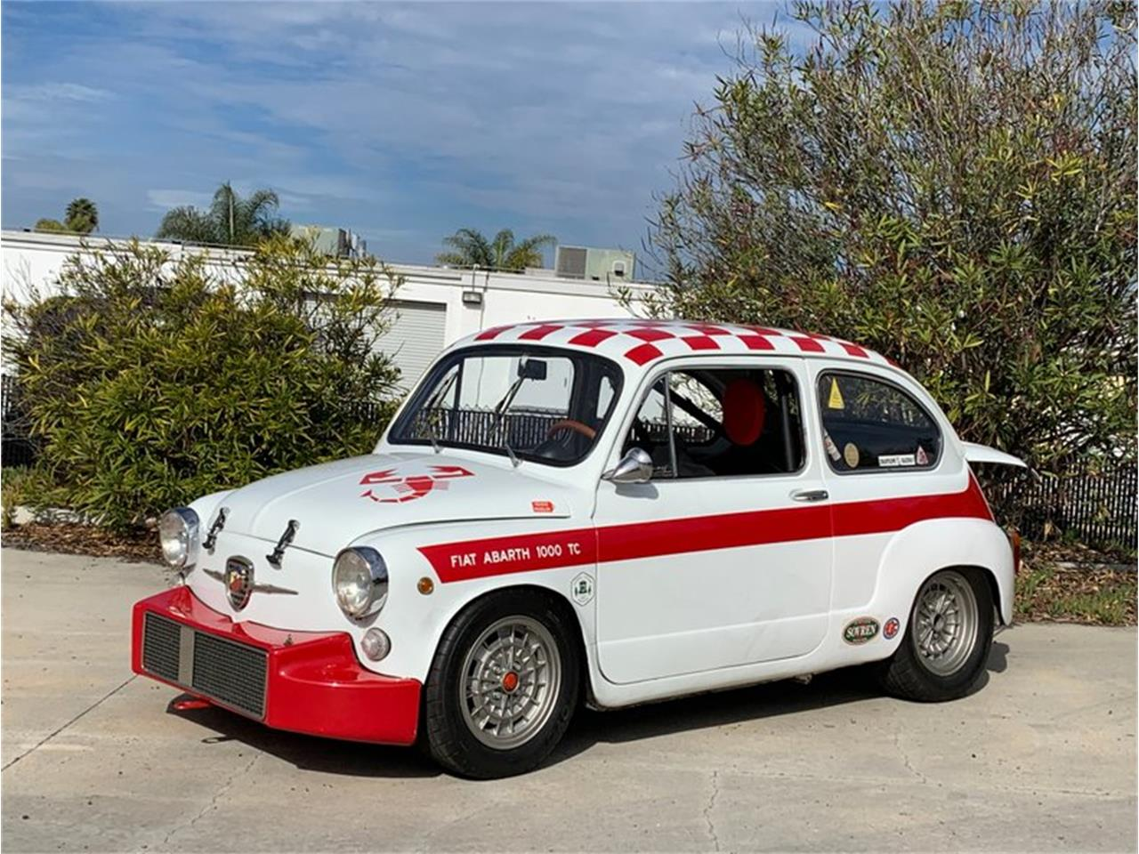 Large Picture of '65 Abarth - PVU7