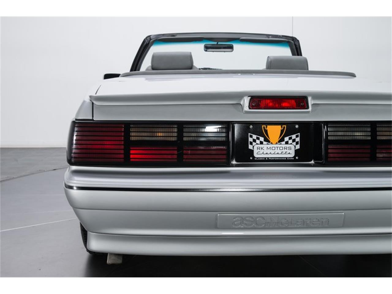 Large Picture of '88 Mustang - PQIO
