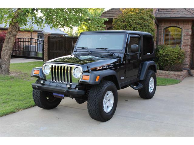 Picture of '04 Rubicon - PVUT