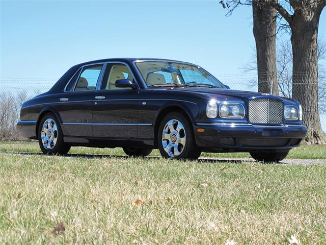 Picture of 2001 Bentley Arnage Auction Vehicle - PVV0
