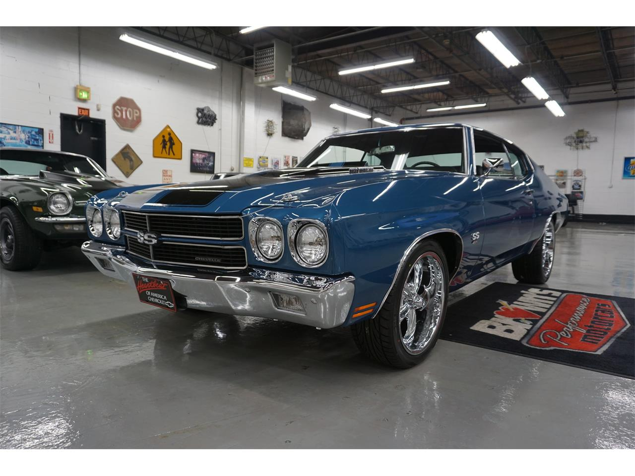 Large Picture of '70 Chevelle - PVV2