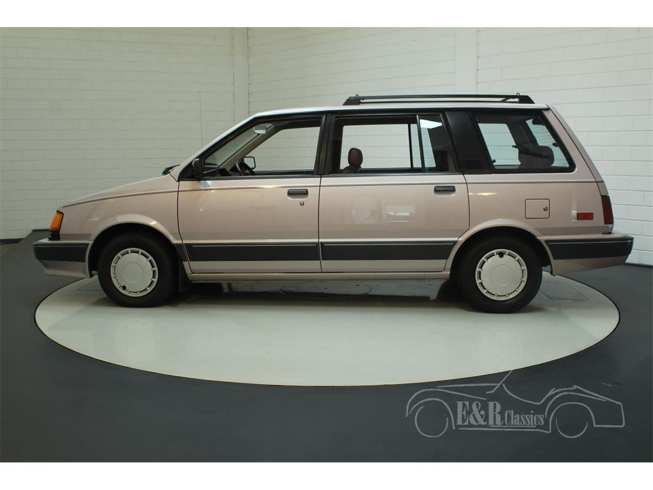 Large Picture of '87 Dodge Colt located in Waalwijk [nl] Pays-Bas Offered by E & R Classics - PVV4