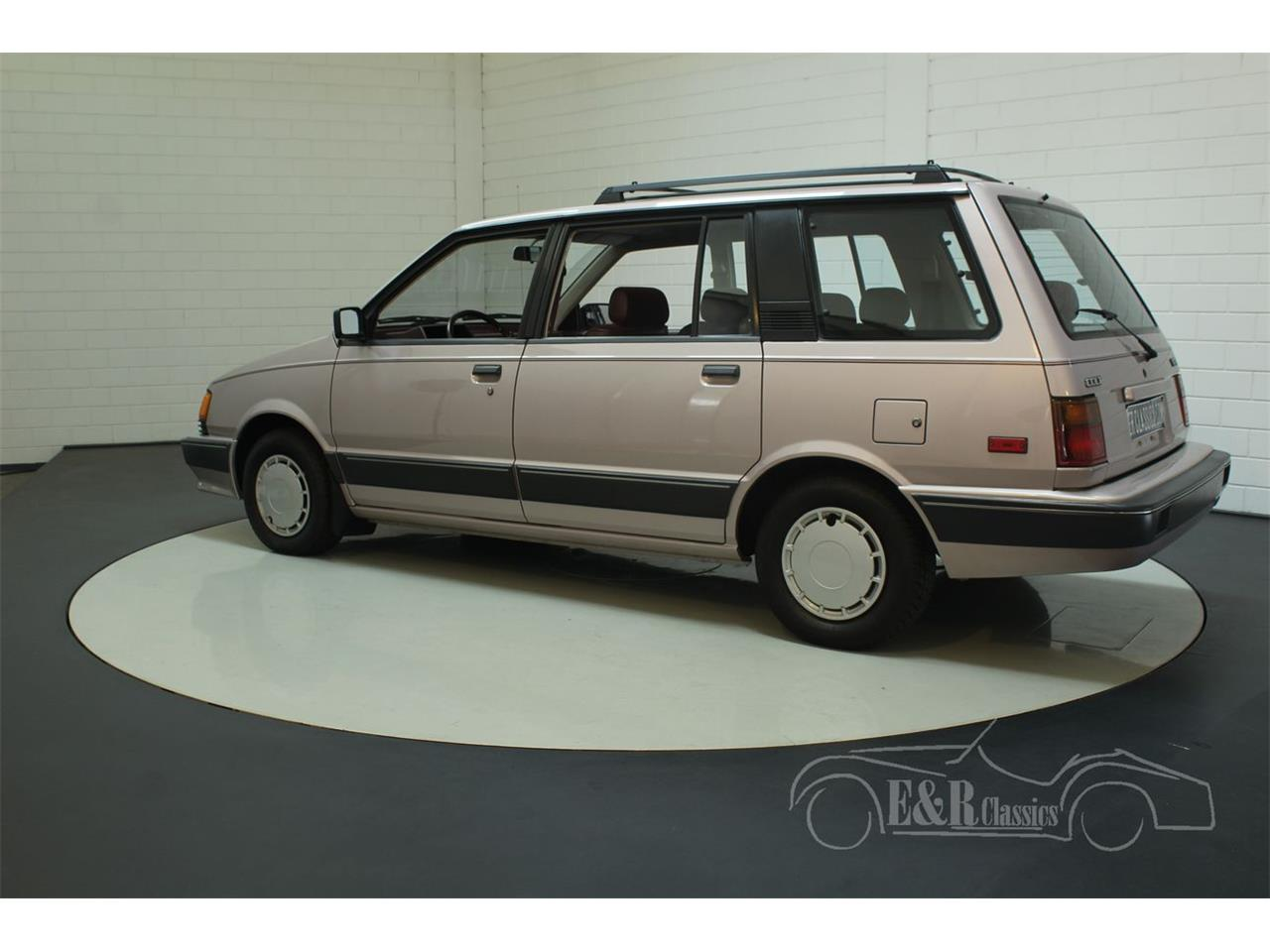 Large Picture of 1987 Dodge Colt located in Waalwijk [nl] Pays-Bas - $16,900.00 Offered by E & R Classics - PVV4