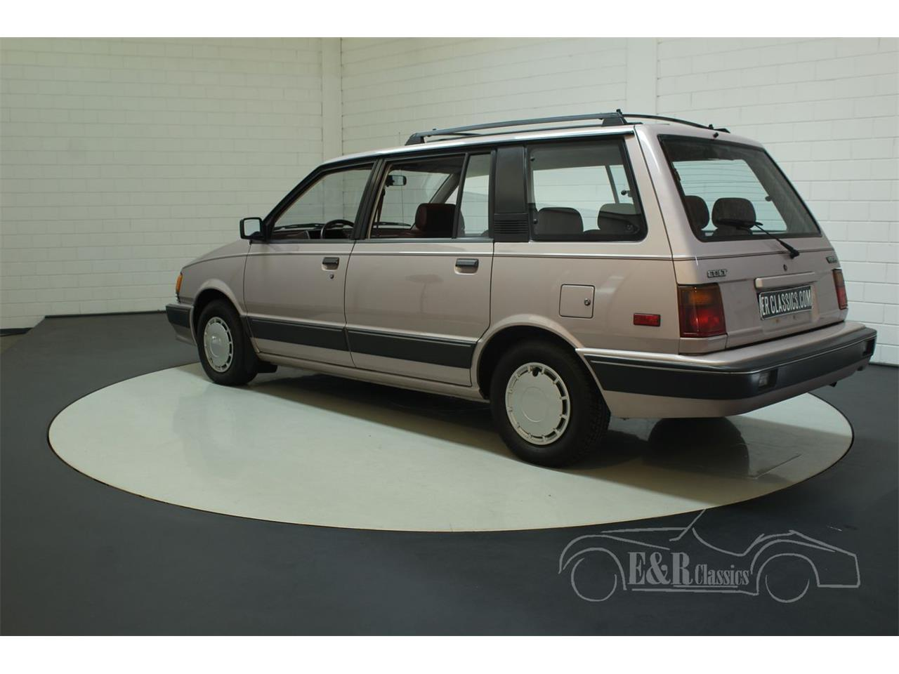Large Picture of 1987 Dodge Colt - PVV4