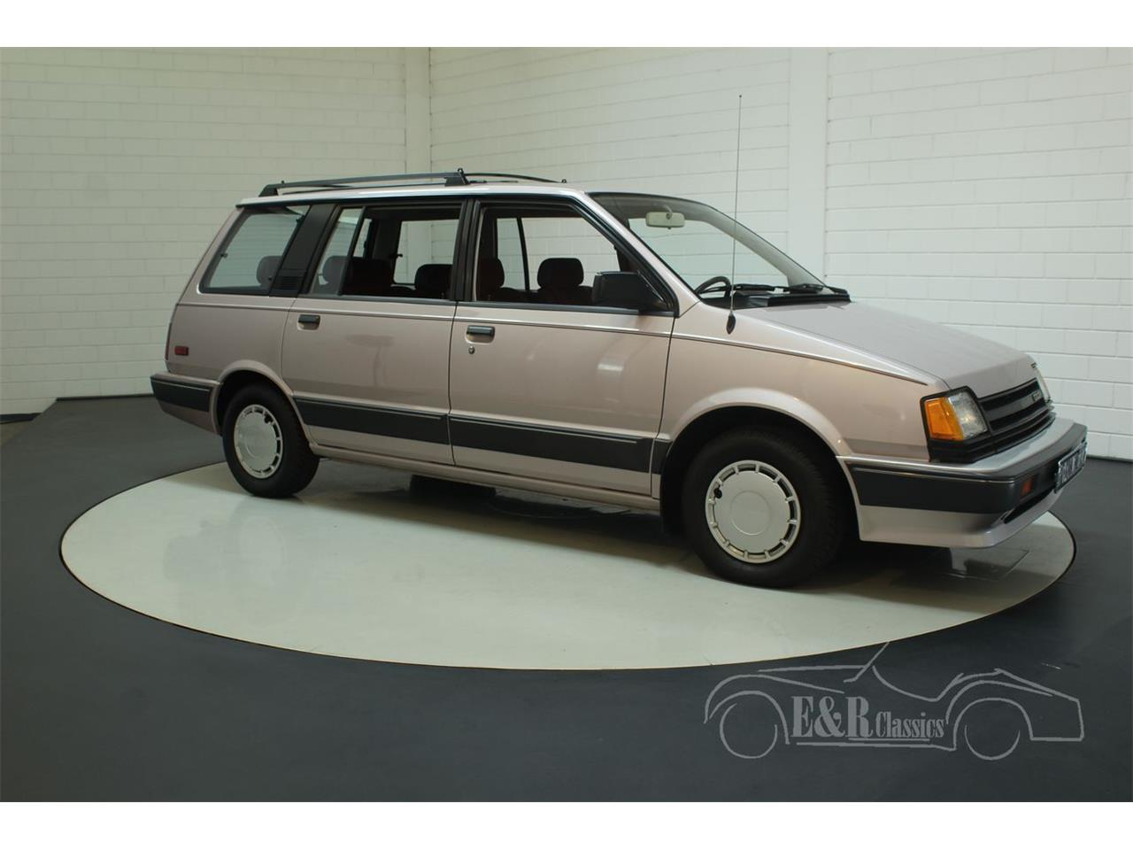 Large Picture of '87 Dodge Colt located in [nl] Pays-Bas - $16,900.00 - PVV4