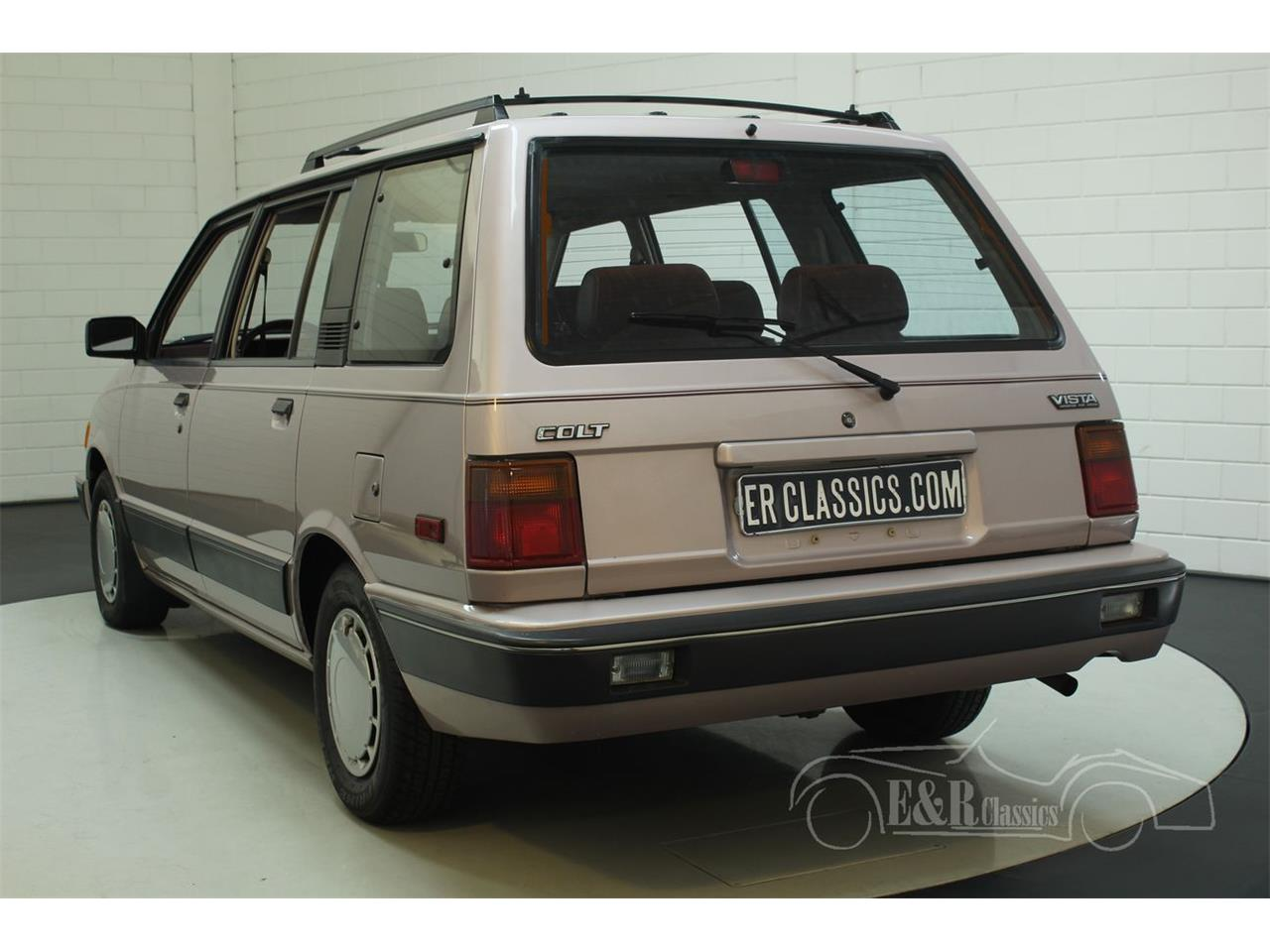 Large Picture of '87 Dodge Colt - $16,900.00 Offered by E & R Classics - PVV4