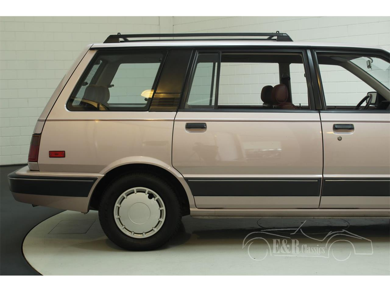 Large Picture of 1987 Dodge Colt Offered by E & R Classics - PVV4