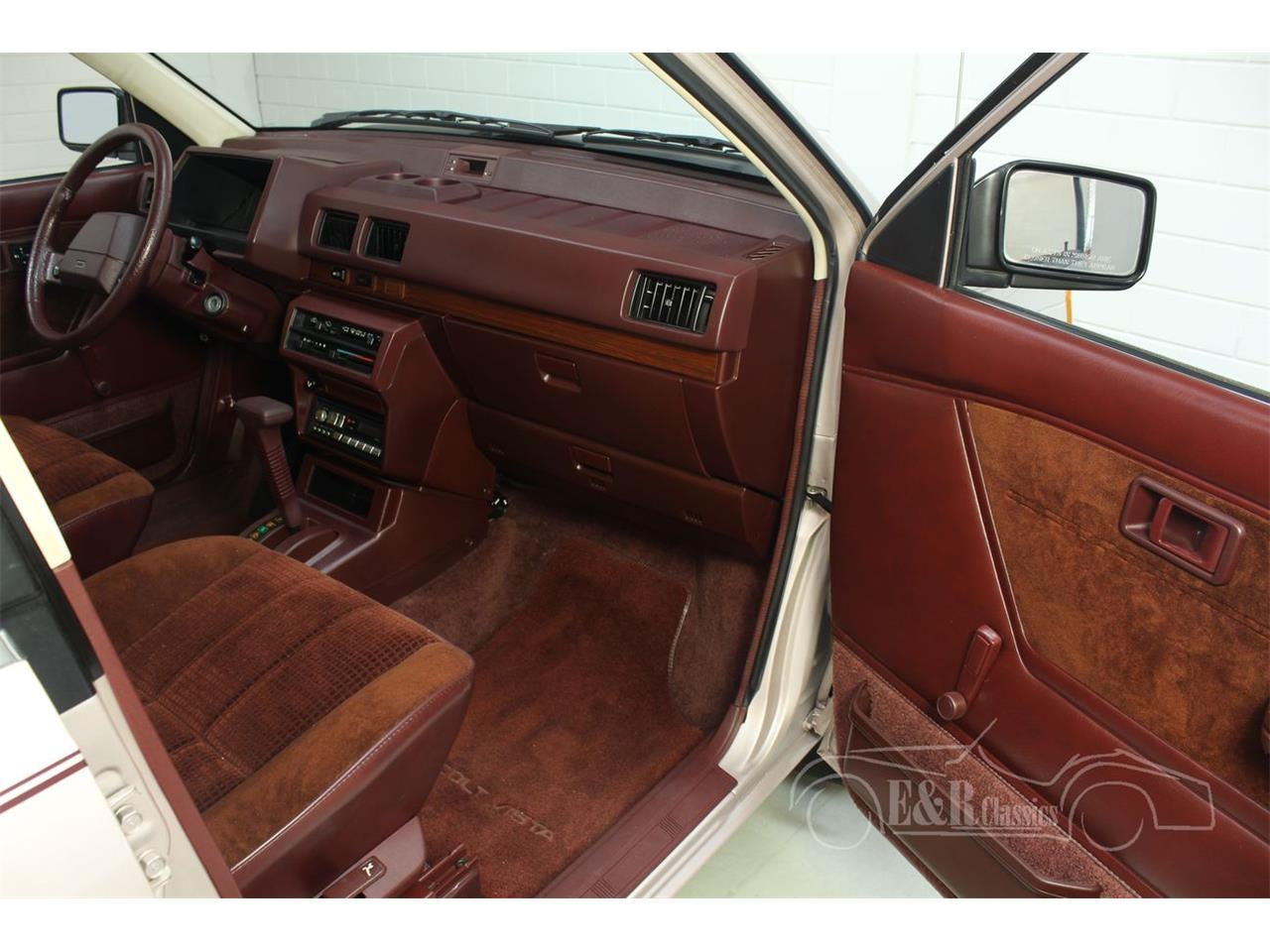 Large Picture of 1987 Dodge Colt located in [nl] Pays-Bas Offered by E & R Classics - PVV4