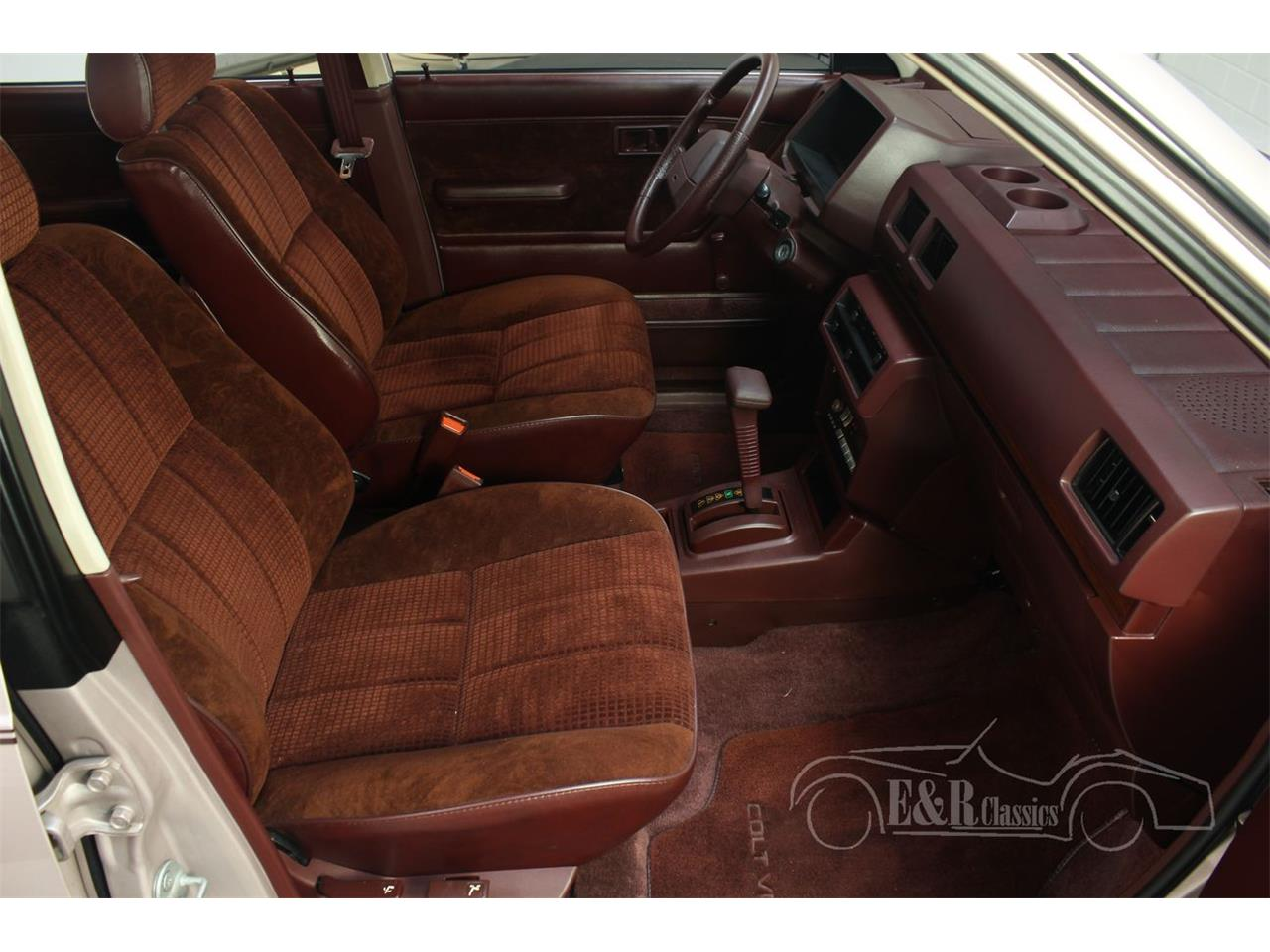 Large Picture of '87 Colt located in [nl] Pays-Bas Offered by E & R Classics - PVV4