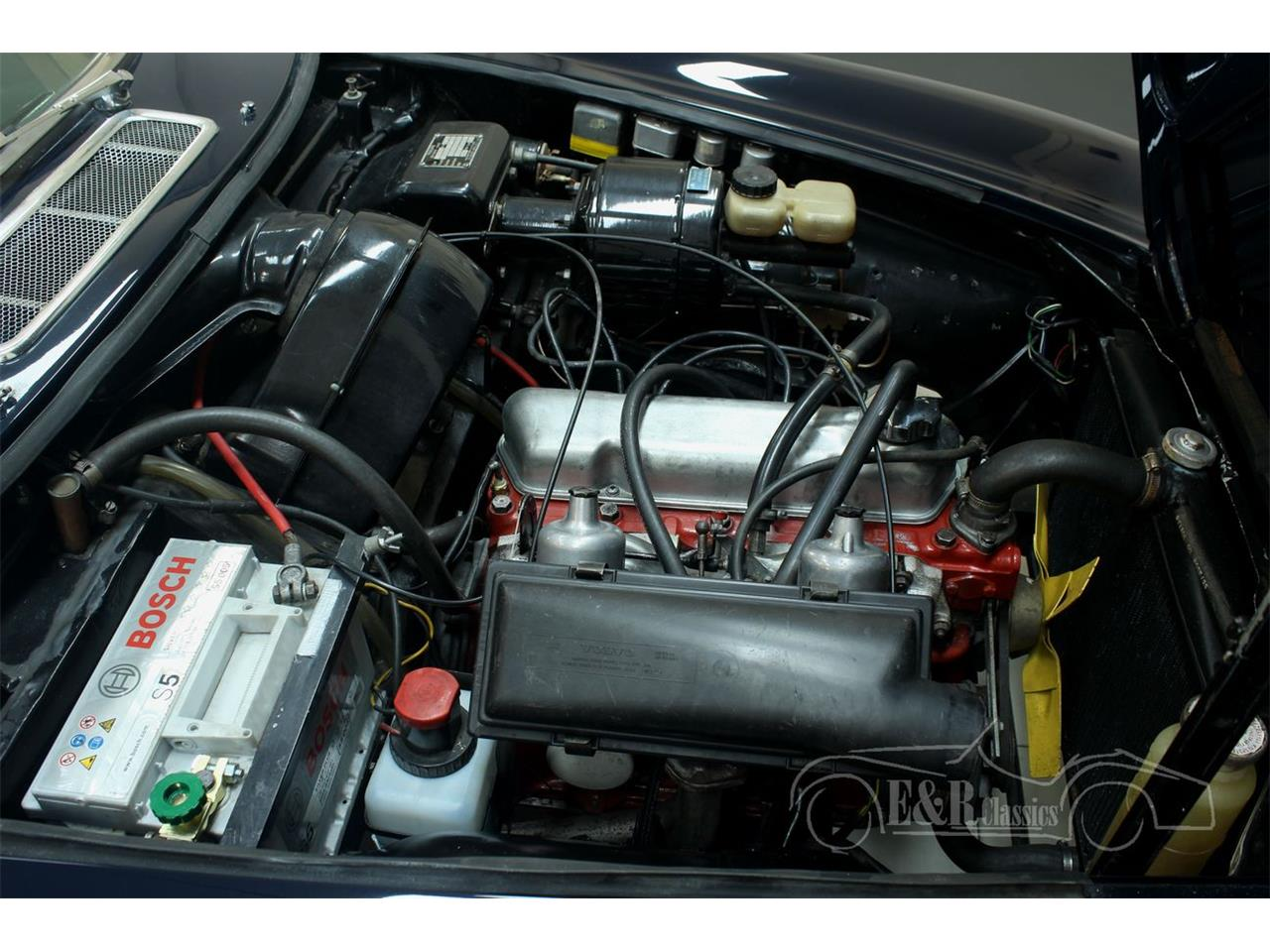 Large Picture of '71 P1800E - PVV8