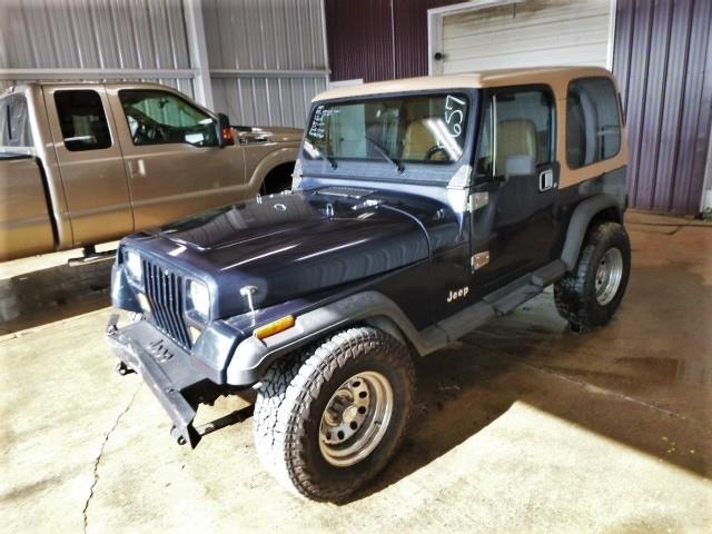 Picture of '87 Wrangler located in Virginia - $5,295.00 Offered by  - PVVO