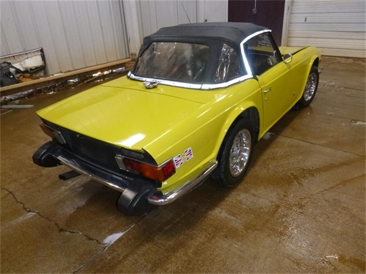 Large Picture of '74 TR6 located in Bedford Virginia - $11,795.00 - PVWC