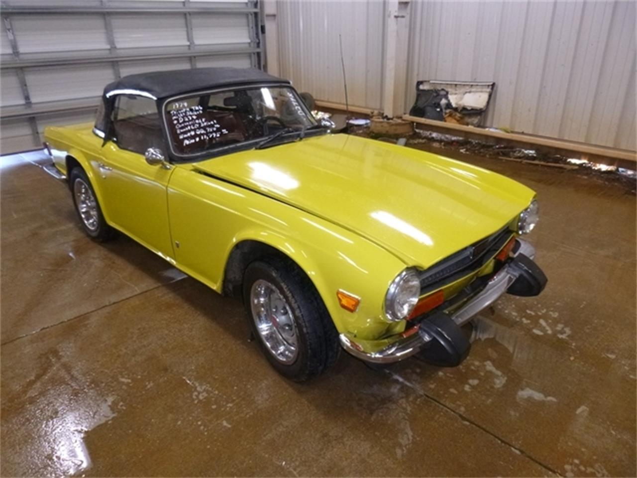 Large Picture of 1974 TR6 located in Bedford Virginia - $11,795.00 Offered by East Coast Auto Source - PVWC