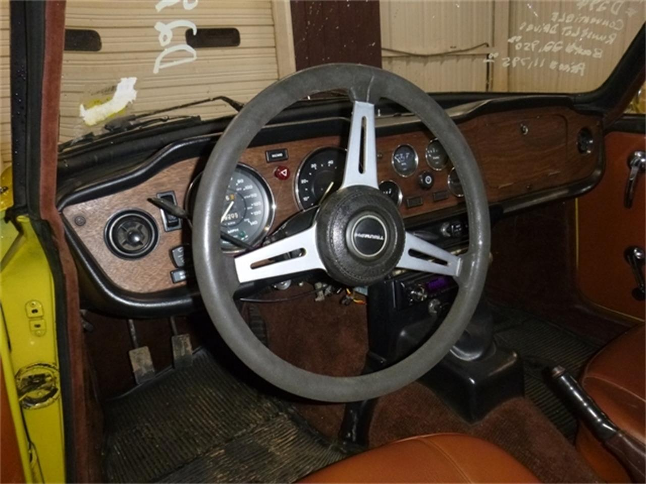 Large Picture of 1974 TR6 located in Virginia - PVWC