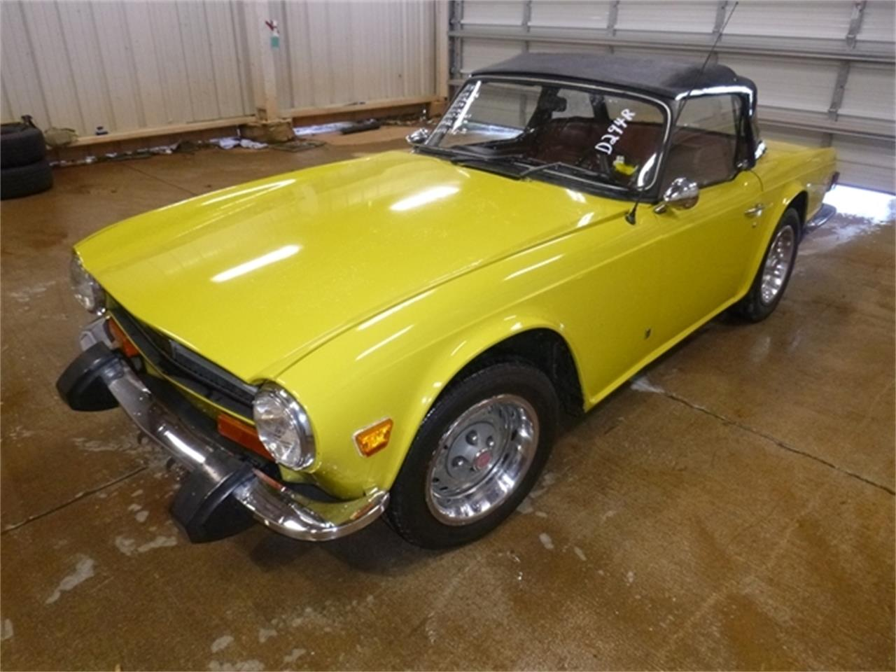 Large Picture of 1974 TR6 - PVWC