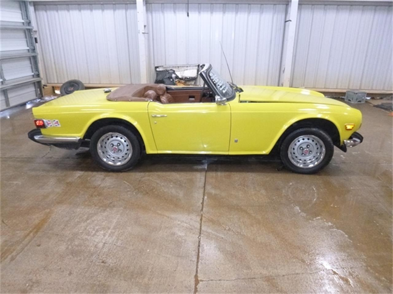 Large Picture of '74 Triumph TR6 located in Virginia - $11,795.00 - PVWC