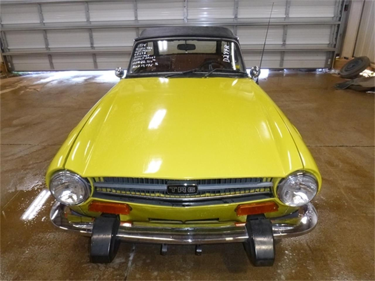 Large Picture of 1974 TR6 located in Bedford Virginia - $11,795.00 - PVWC