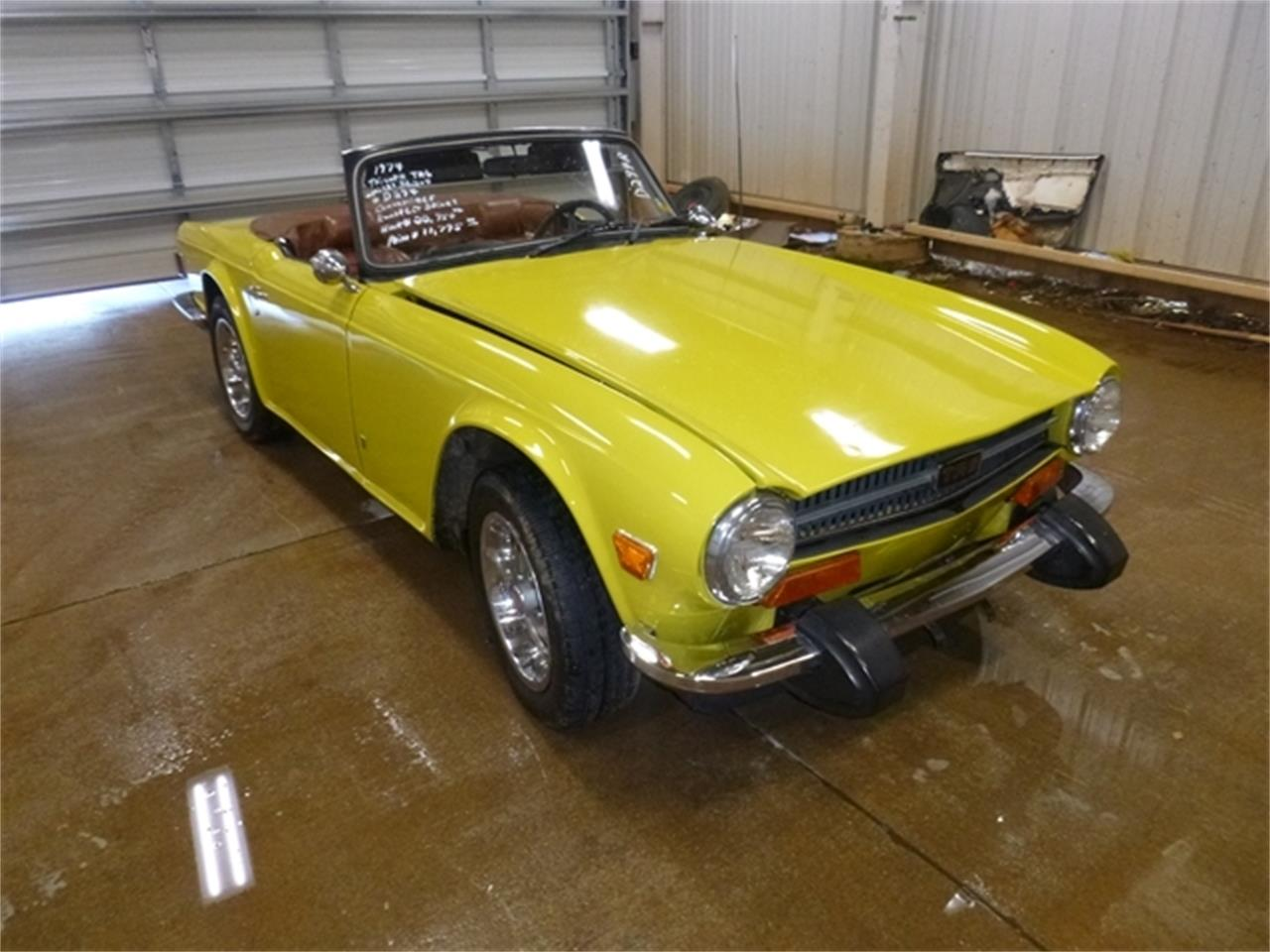 Large Picture of '74 TR6 - $11,795.00 Offered by East Coast Auto Source - PVWC