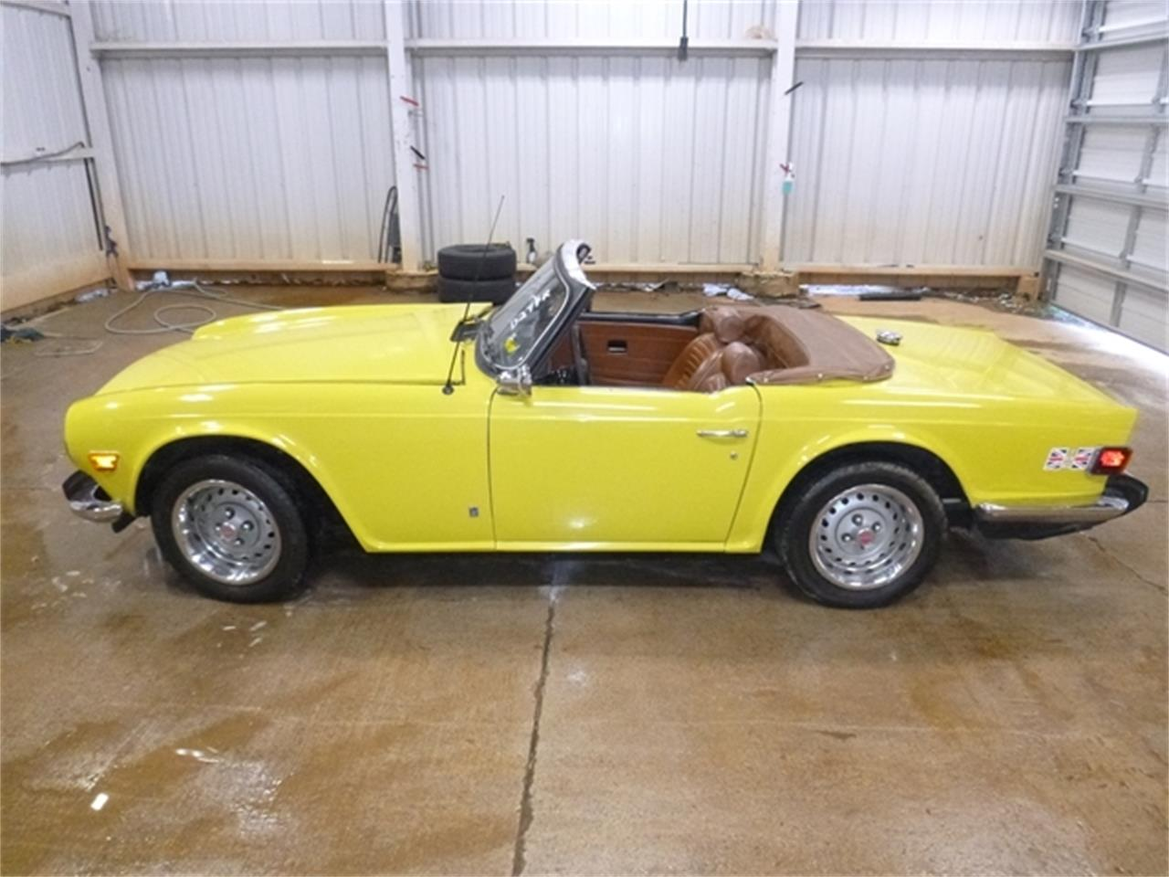 Large Picture of 1974 TR6 located in Virginia - $11,795.00 - PVWC