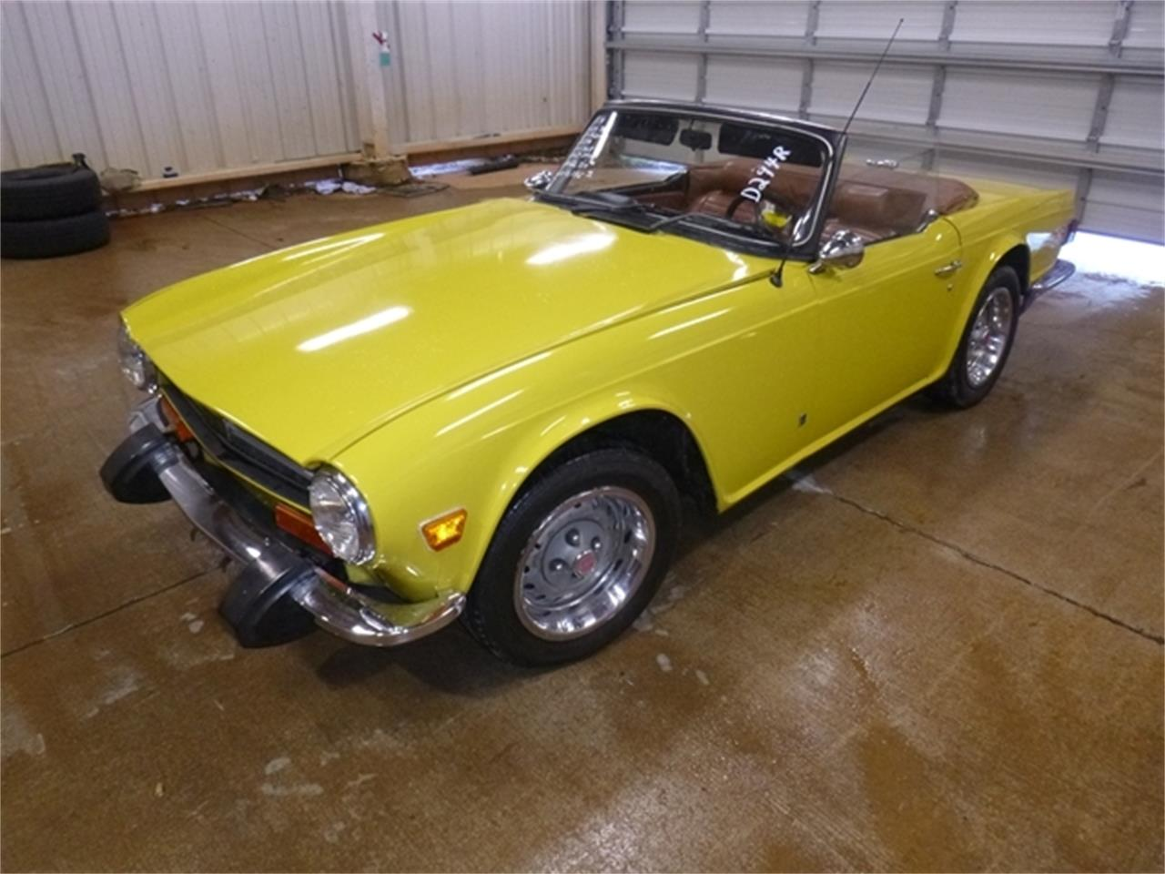 Large Picture of '74 Triumph TR6 located in Bedford Virginia - $11,795.00 Offered by East Coast Auto Source - PVWC
