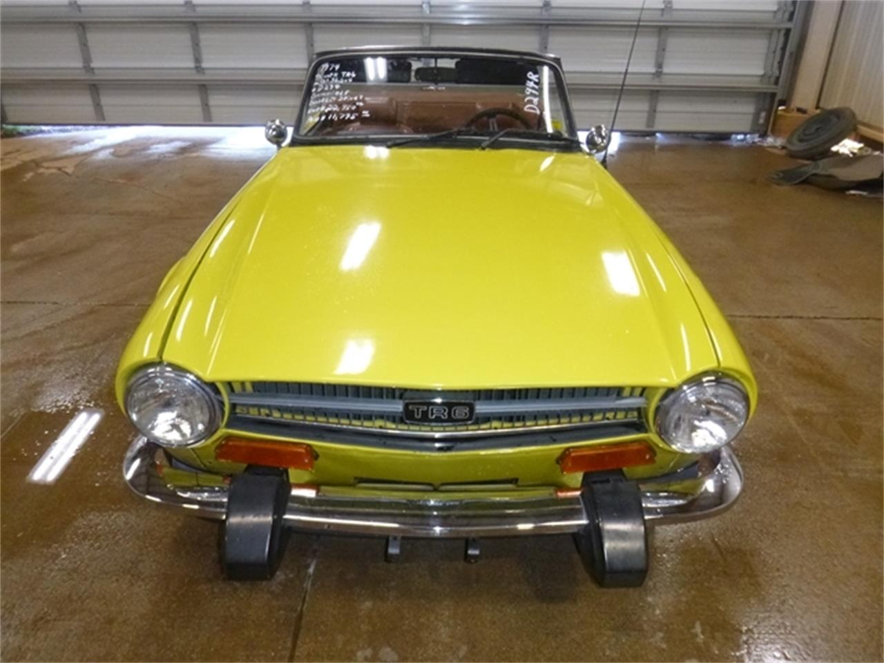 Large Picture of '74 Triumph TR6 - $11,795.00 Offered by East Coast Auto Source - PVWC
