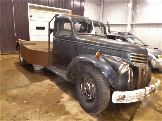 Picture of '44 Flatbed - PVWI