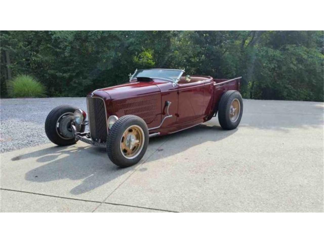 Large Picture of '32 Roadster - PVX1