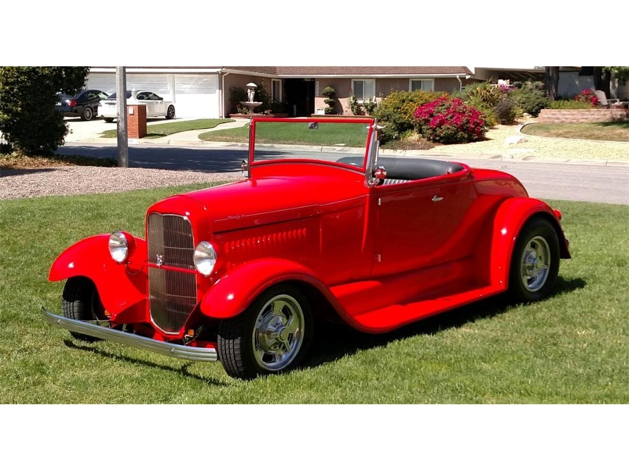 Large Picture of '29 Roadster - PVXA