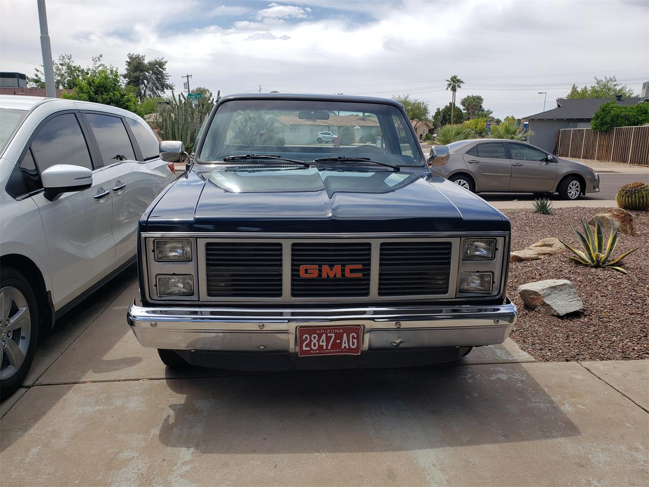 Large Picture of '87 Sierra 1500 - PVXE
