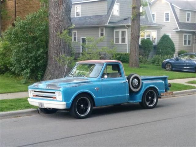Picture of 1967 Chevrolet C10 located in Illinois - PVXH