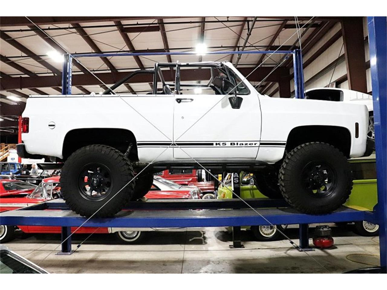 Large Picture of '75 Blazer - PVXU