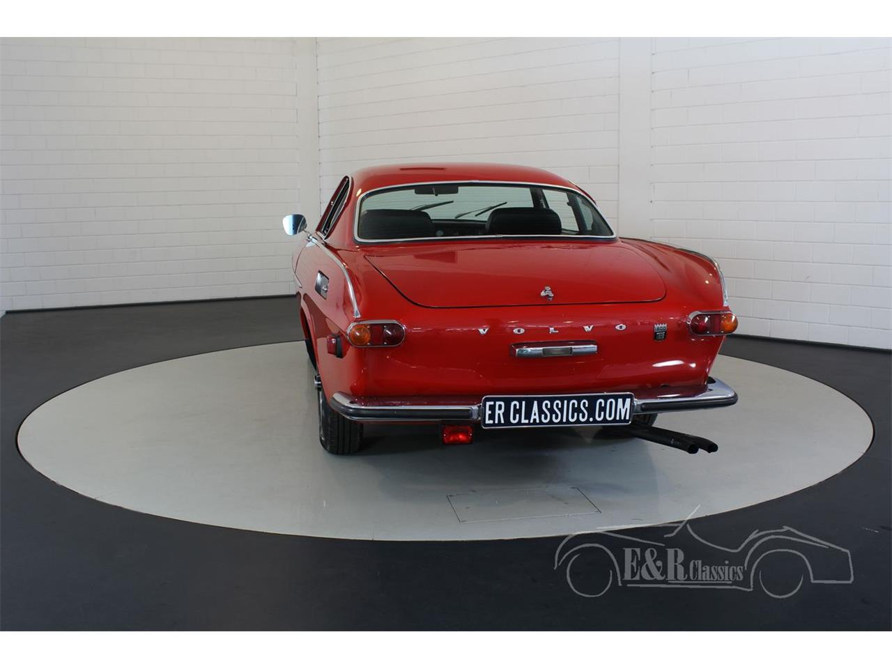 Large Picture of '71 Volvo P1800E - PVXW