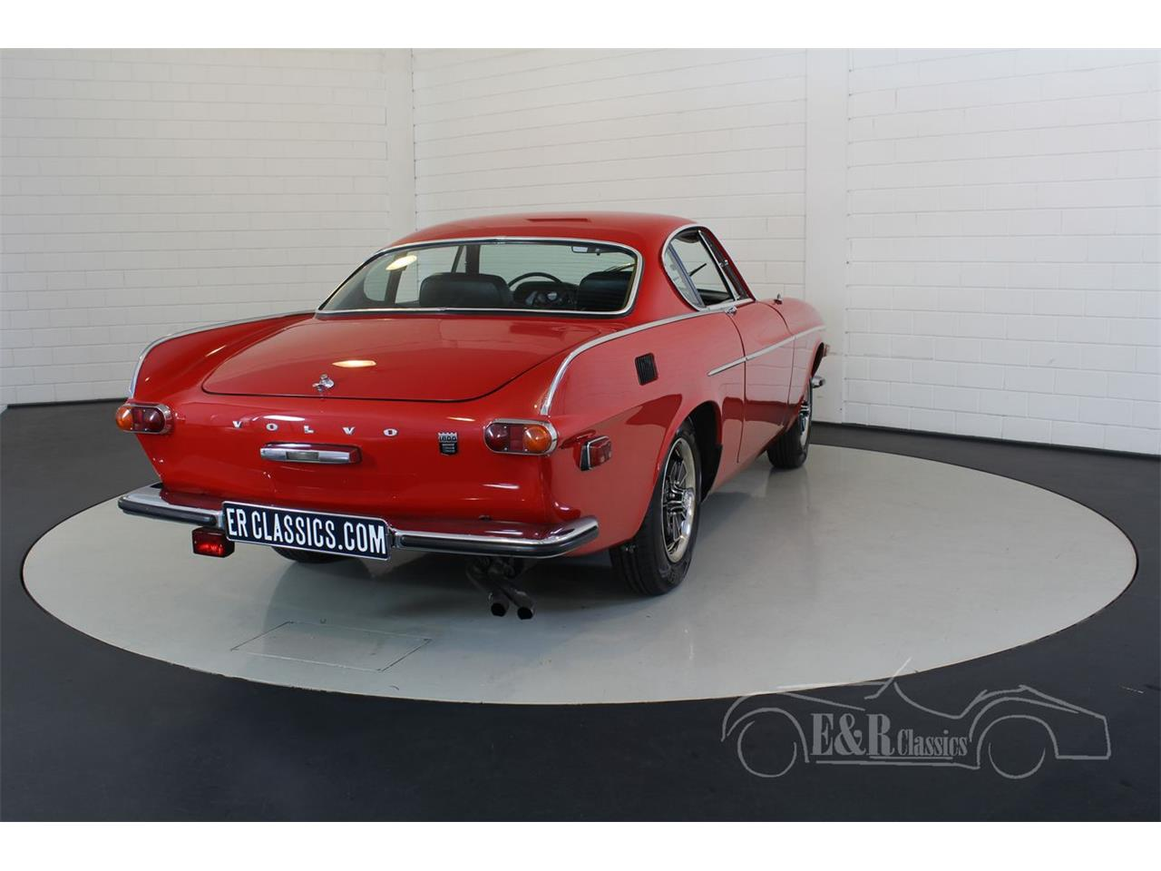 Large Picture of Classic '71 Volvo P1800E located in Waalwijk noord Brabant - $45,150.00 Offered by E & R Classics - PVXW
