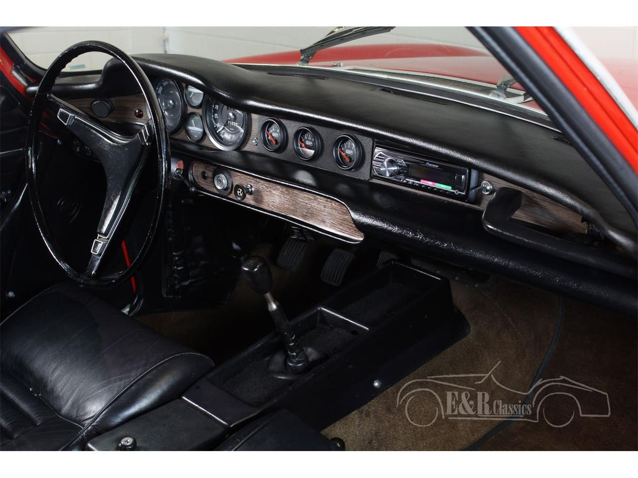 Large Picture of Classic 1971 P1800E located in Waalwijk noord Brabant - PVXW