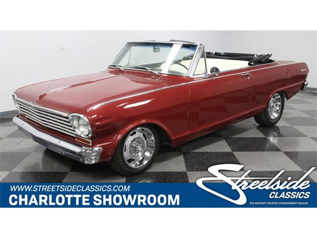 Picture of Classic '63 Nova - $31,995.00 Offered by  - PVXZ