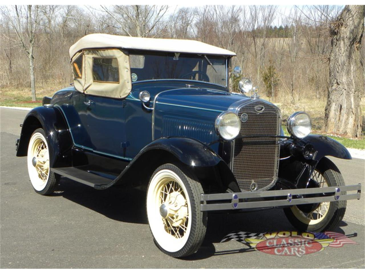 Large Picture of '31 Model A - PVY0