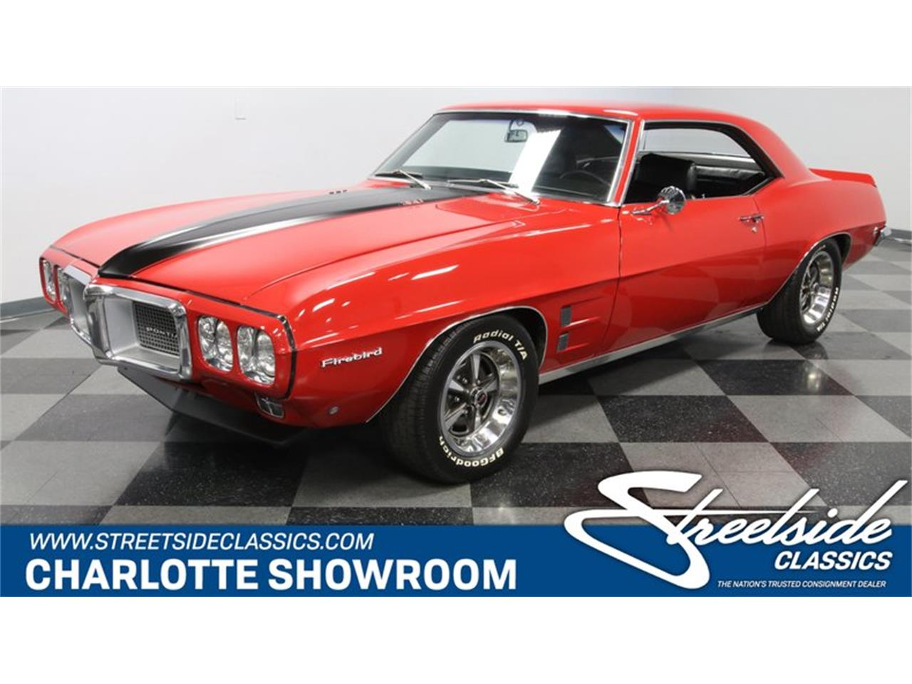 Large Picture of 1969 Pontiac Firebird located in Concord North Carolina - $28,995.00 - PVY7