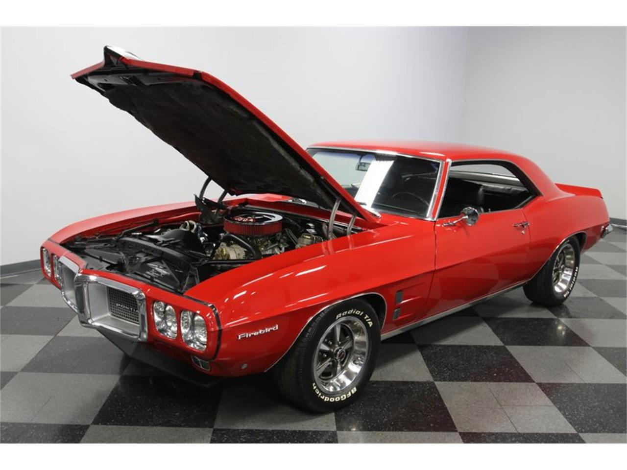 Large Picture of Classic 1969 Pontiac Firebird - PVY7