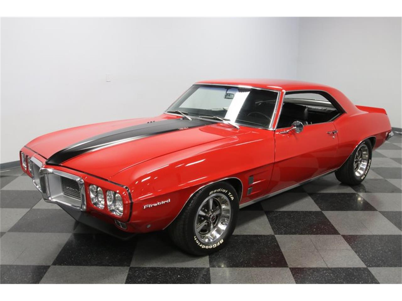 Large Picture of Classic '69 Firebird - PVY7