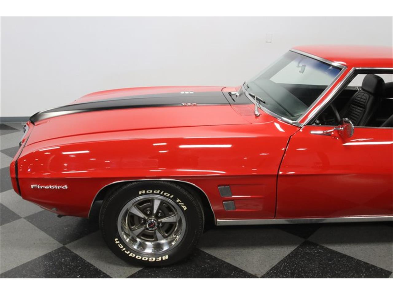 Large Picture of '69 Firebird located in North Carolina - $28,995.00 Offered by Streetside Classics - Charlotte - PVY7