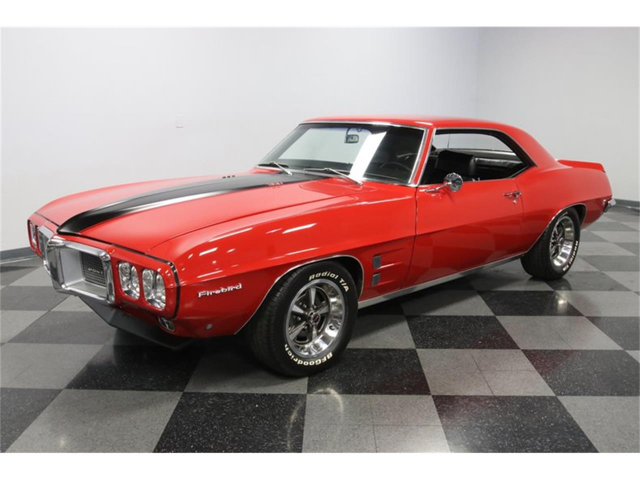 Large Picture of Classic '69 Firebird located in Concord North Carolina Offered by Streetside Classics - Charlotte - PVY7