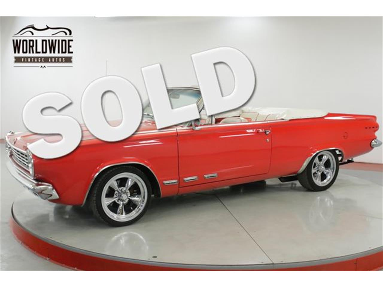 Large Picture of 1965 Dart GT located in Denver  Colorado - $16,900.00 - PVYD