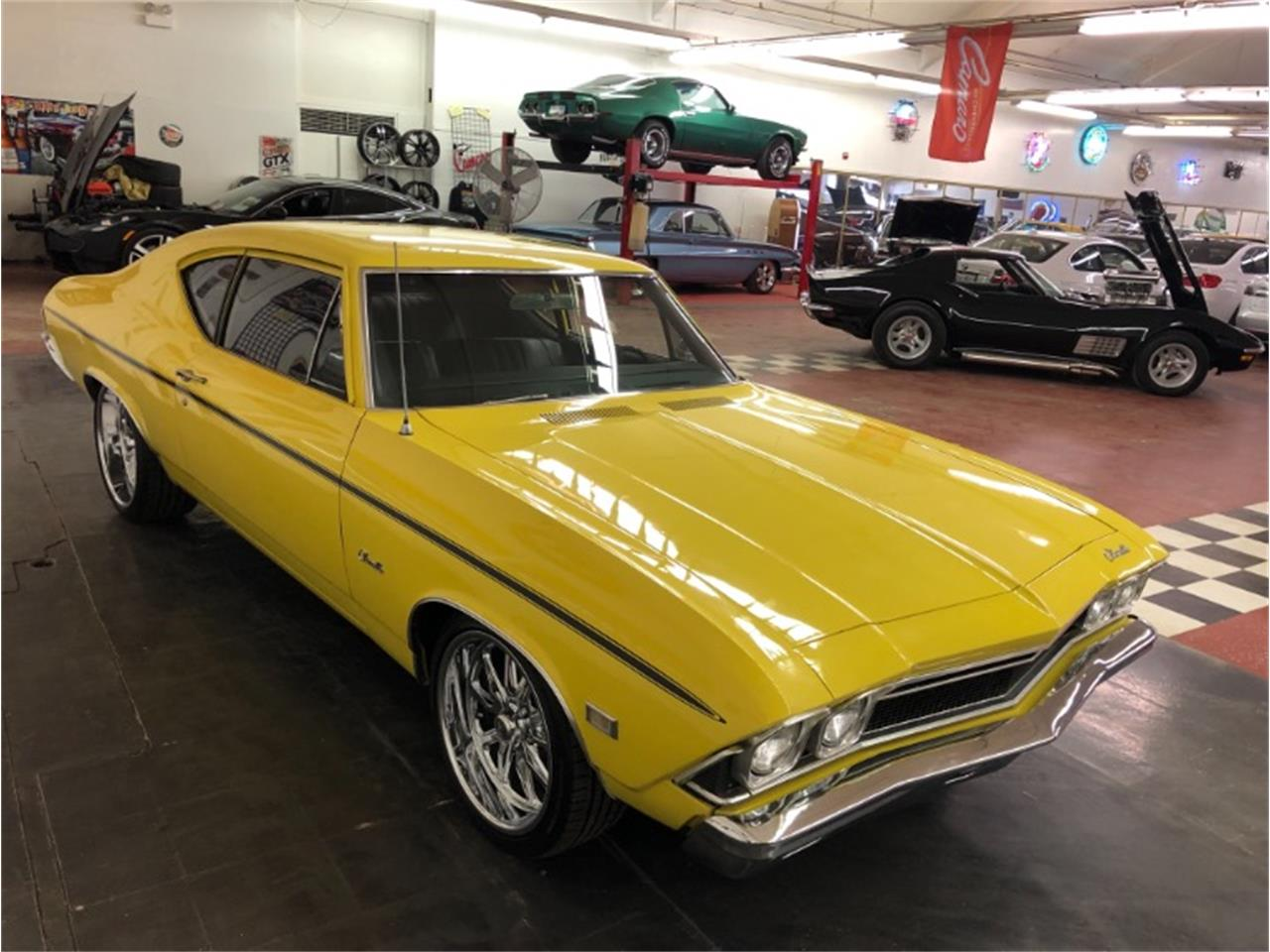 Large Picture of '68 Chevelle - PVYZ